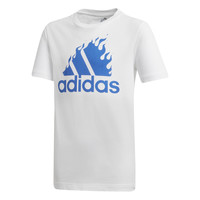 Clothing Boy Short-sleeved t-shirts adidas Performance JB BOS GRAPH White