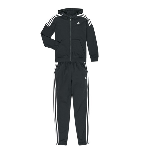 Clothing Boy Tracksuits adidas Performance JB COTTON TS Black
