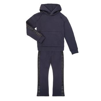 Clothing Girl Tracksuits Emporio Armani 6H3V01-1JDSZ-0920 Marine