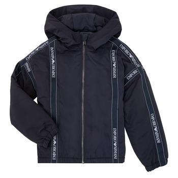 Clothing Boy Jackets Emporio Armani 6H4BL0-1NYFZ-0920 Marine