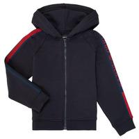 Clothing Boy Sweaters Emporio Armani 6H4ME2-4J3BZ-0922 Marine