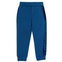 Clothing Boy Tracksuit bottoms Emporio Armani 6H4P84-1JDSZ-0975 Marine