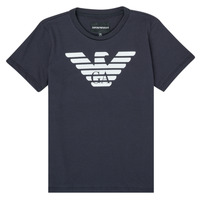 Clothing Boy Short-sleeved t-shirts Emporio Armani 8N4T99-1JNQZ-0939 Marine