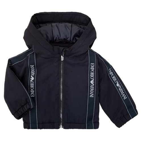 Clothing Boy Jackets Emporio Armani 6HHBL0-1NYFZ-0920 Marine