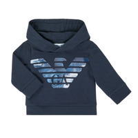 Clothing Boy Sweaters Emporio Armani 6HHMA9-4JCNZ-0922 Marine