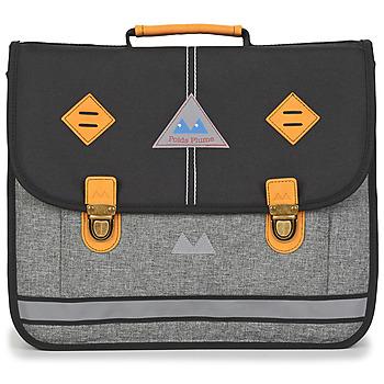 Bags Boy Satchels Poids Plume NEW LIGHT CARTABLE 38 CM Grey