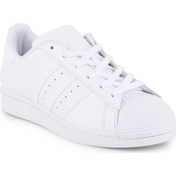 Shoes Women Low top trainers adidas Originals Adidas Superstar W FV3285 white