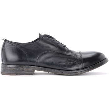 Shoes Men Derby Shoes & Brogues Moma Capalbio lace-up shoe in leather Black