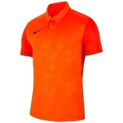 Clothing Men short-sleeved t-shirts Nike Trophy IV Orange