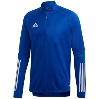 Clothing Men sweaters adidas Originals Condivo 20 Trening Top Blue