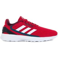Shoes Men Low top trainers adidas Originals Nebzed Red