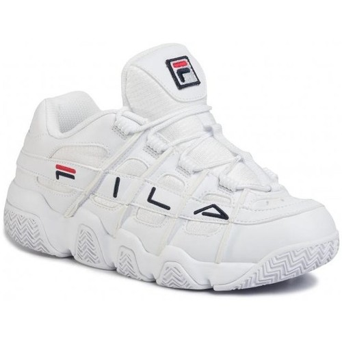 Shoes Men Low top trainers Fila Uproot H8US White