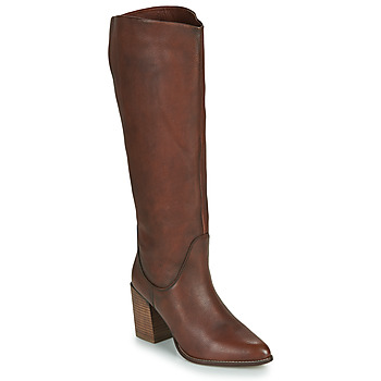 Shoes Women High boots Ravel LUMSDEN Brown