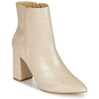 Shoes Women Ankle boots Ravel SORIANO Beige