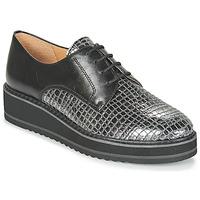 Shoes Women Derby Shoes Karston ORPLOU Black / Grey
