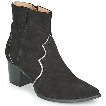 Shoes Women Ankle boots Karston APLAX Black