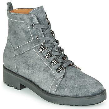 Shoes Women Mid boots Karston ONGULE Grey