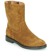 Shoes Women Mid boots Karston OVRIN Brown