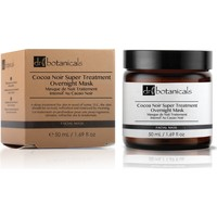Beauty Hydrating & nourrishing  Dr. Botanicals Cocoa Noir Super Treatment Overnight Mask