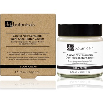 Beauty Hydrating & nourrishing  Dr. Botanicals Cocoa Noir Sensuous Dark Shea Butter Cream