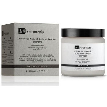Beauty Hydrating & nourrishing  Dr. Botanicals Advanced Body Cream for Men