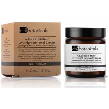 Beauty Masks & scrubs   Dr. Botanicals Advanced 8-Hour Overnight Renewal Cream