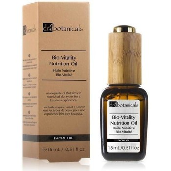 Beauty Hydrating & nourrishing  Dr. Botanicals Bio-Vitality Nutrition Oil
