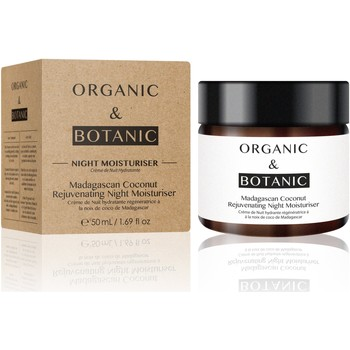 Beauty Hydrating & nourrishing  Dr. Botanicals Madagascan Coconut Rejuvenating Night Moisturiser
