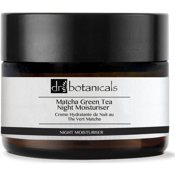 Beauty BB Makeup & CC creams Dr. Botanicals Matcha Green Tea Night Moisturiser