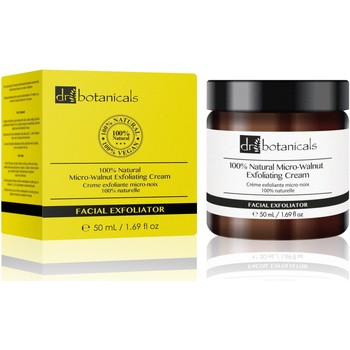 Beauty Removers & Cleansers Dr. Botanicals 100% Natural Micro-Walnut Exfoliating Cream
