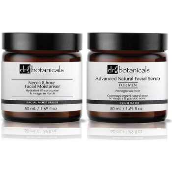 Beauty Hydrating & nourrishing  Dr. Botanicals How to Spoil Him - SET