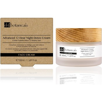 Beauty Anti-Aging & Anti-wrinkles Dr. Botanicals Advanced 12-Hour Night Detox Cream