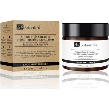 Beauty BB Makeup & CC creams Dr. Botanicals Cocoa Noir Sensuous Night Repairing Moisturiser