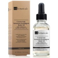 Beauty Hydrating & nourrishing  Dr. Botanicals Cocoa Noir Sensuous & Indulgent Body Oil