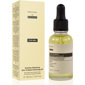 Beauty Hydrating & nourrishing  Dr Botanicals Nutrition Restoring Skin & Beard Grooming Oil 30ml