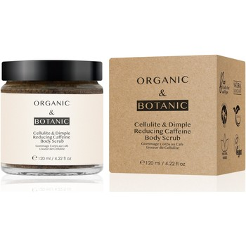 Beauty Hydrating & nourrishing  Dr Botanicals CELLULITE CAFFEINE BODY SCRUB 120ml