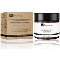 Beauty Hydrating & nourrishing  Dr Botanicals COCOA NOIR SENSUOUS NIGHT REPAIRING MOISTURISER + LEMON SOAP