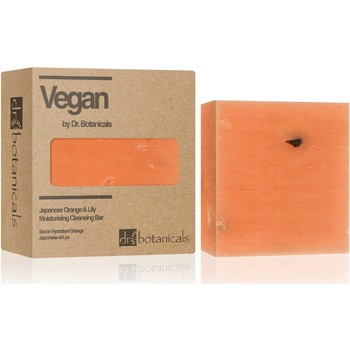 Beauty Hydrating & nourrishing  Dr. Botanicals Japanese Orange & Lily Moisturising Cleansing Bar