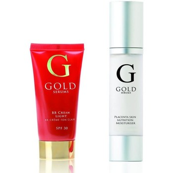 Beauty Hydrating & nourrishing  Skinchemists Gold Serums Daily Repair Gift Set