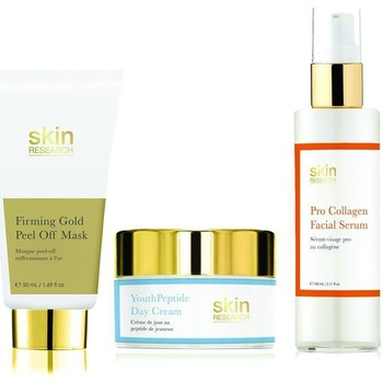 Beauty Hydrating & nourrishing  Skinchemists SkinResearch Renewing Facial Gift Set