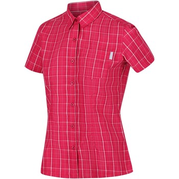 Clothing Women Shirts Regatta MINDANO V Shirt Pink