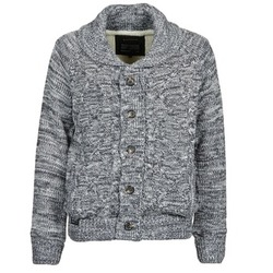 Clothing Men Jackets / Cardigans Redskins COREY Grey
