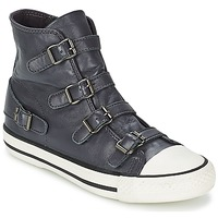Shoes Women Hi top trainers Ash VIRGIN Graphite