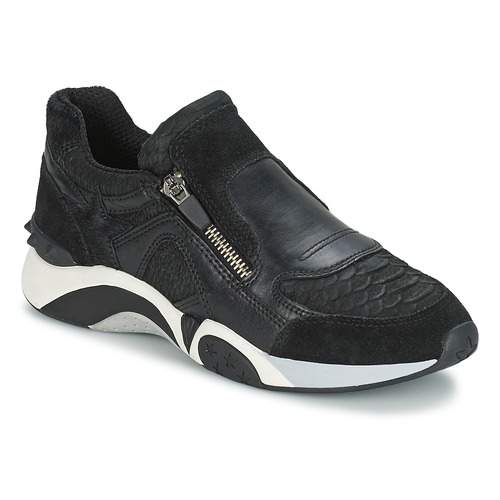 Shoes Women Low top trainers Ash HOP Black
