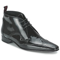 Shoes Men Mid boots Jeffery-West ESCOBA College /  black