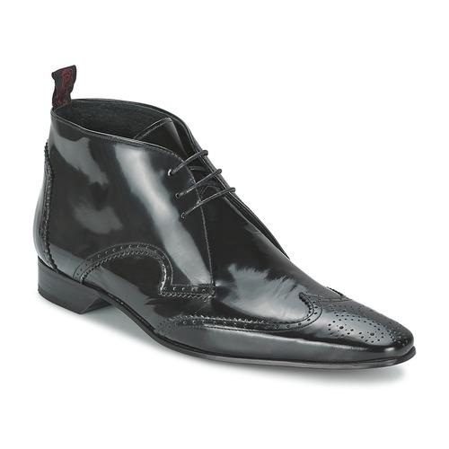 Shoes Men Mid boots Jeffery-West ESCOBA College /  black