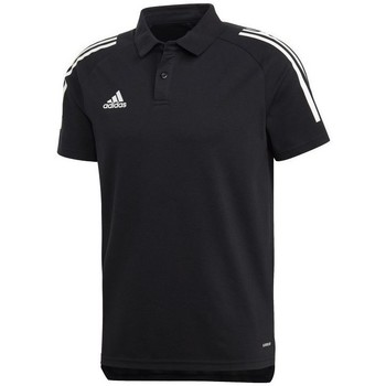 Clothing Men short-sleeved polo shirts adidas Originals Condivo 20 Black
