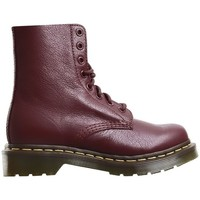 Shoes Women Mid boots Dr Martens Pascal Burgundy