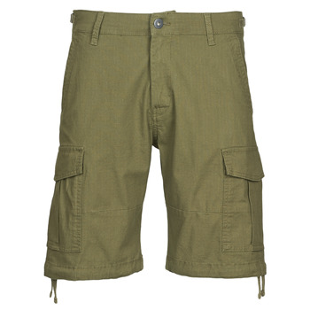 Clothing Men Shorts / Bermudas Jack & Jones JJIALFA Kaki