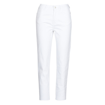 Clothing Women 5-pocket trousers Only ONLEMILY White